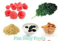 Superfoods. / Highly nutritional food that you should always have on your grocery list!