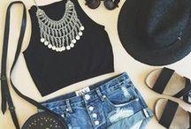 Festival Fashion. / Festival Fashion Inspiration.