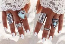 Nails. / Nail care and manicure ideas.