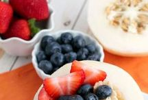 Healthy Breakfast Ideas. / Ideas for the most important meal of the day.