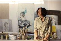 Artistes Contemporains  A Découvrir ou A Suivre -2- Suite / Peintres, Photographes, Plasticiens ....
