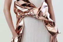 Copper / Trend: Copper. Fashion- Design- Inspiration- Research
