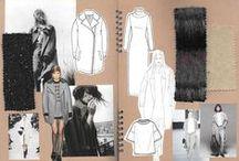 Sketchbook Fashion Design / Sketches-Sketchbook-Fashion-Design-Collage-Mood-Studies- Fashionstudies-Drawings-Creative-Art-Book