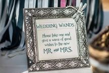 Harry Potter Wedding Ideas / Harry Potter Themed Wedding Ideas - Harry Potter Guestbooks, Rings, Groomsman Gifts, Bridesmaid Gifts, Cake Toppers and more