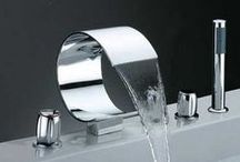 Let it flow .... / Unusual taps, rain showers and shower niches