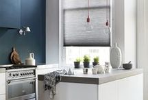 Bijoux Kitchens / Inspirational cozy kitchens for when you are short on space but not on style..