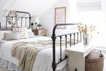 SLEEP / Home Decor, Bedroom Ideas, Bedroom Inspiration, Bedroom Goals, Interiors, Bed, Bedroom.