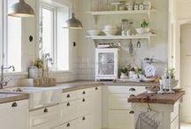 COOK / Home Decor, Kitchen Ideas, Kitchen Inspiration, Kitchen Goals, Interiors, Kitchen.