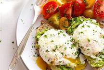 EGGS / Egg recipe, eggs recipe, eggs photography, recipe ideas, breakfast ideas, breakfast recipe, clean food, clean eating