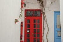 DOORS / Doors, Door, Door Goals, Doorway, Doorway Goals,  Doorways, Exteriors, Exterior Goals.