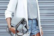 SUMMER WEAR / Summer, Summer Outfits, Summer Outfit Inspiration, Summer Wear, Shorts, Summer in New York.