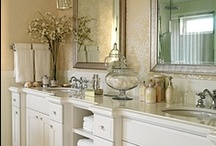 Master Baths to Relax In / by Debra Bilden