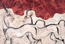 Archeological Pretties - Frescos / by Lorissa Wisteria S.
