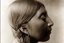 History - Native America / by Lorissa Wisteria S.
