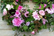 Wreaths / Floristry / by Wedding and event hire Yeovil