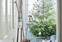 Świąteczne dekoracje / Wszelkiego rodzaju dekoracje Bożonarodzeniowe. Prostota i naturalność, w stylu scandinavian...