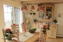 Christmas Inspiration / Christmas Decorating ideas at their best!!! / by Sharon Sears