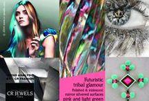 Cr jewels // Supernova Inspiration / Design & Creative time