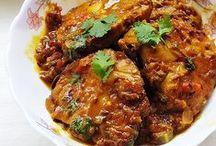 Indian Fish Recipes / Fish curries, fried fish masala, etc