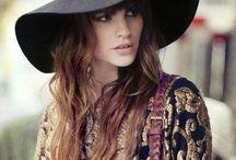 Boho style / Boho, hippie, gipsy, style, outfits, fashion...