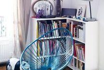 Mobilier - Bleu / Un camaïeu de bleu pour votre intérieur