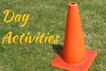 PE - Field Day / PE Field Day resources; PE Field Day activities; PE Field Day games