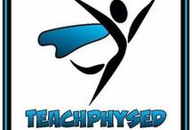 PE -  Sites / Physical Education (PE) websites and blogs.