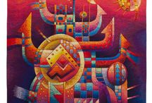 Maximo Laura - tapestries / Handwoven Tapestries