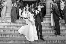 Casamento em Paris / Painel inspirado numa publicação feita pelo blog ''Say I Do''. Casamento realizado em Paris.