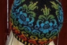 tricot bonnet / bonnet laine tricot