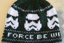 star wars / tricot star wars knitting