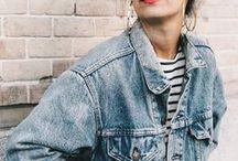 DENIM forever / #mostrami #fashion #denim #jeans