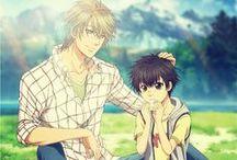 Super Lovers / Anime