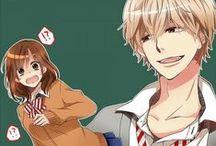 Ookami Shoujo to Kuro Ouji / Anime Wolf girl & Black Prince