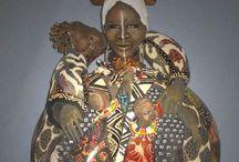 Patricia Boyd - gourd artist / Gourd Sculptures