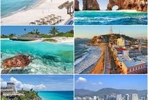 Vacation Destinations / Discover the absolute best Mexican Vacation Destinations and get inspiration for where to plan your next vacation. Have a great MEXcation!