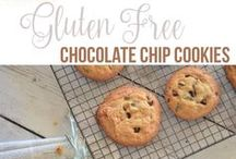 Gluten Free Cookies / Every easy gluten free cookie recipe you could think of! Including classics like Chocolate Chip, Melting Moments and Nutella Cookies!