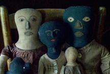 Cloth Dolls / by Mugwump Woolies