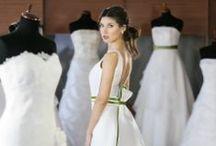 M&G Fashion Collection / Abiti da sposa su misura - Made in Italy wedding dresses