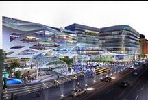 Retail: Shopping Malls / A Contemporary Shopping Mall is still a Shopping Mall