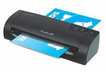 Laminators / Laminating machines are ideal for schools, businesses, home offices, and hobbyists. Home laminating machines and business laminators can preserve and protect important documents, photos, ID cards, licenses, business cards, posters, and more. Choose a pouch laminator, roll laminator, wide-format laminator, commercial laminator, or a cold laminator to fit your exact laminating needs.