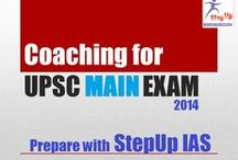 StepUp IAS Coaching / Step Up IAS Academy offering a competitive attitude rather than being a mere scholar. Quality teaching and individual caring is the hallmark of the Academy