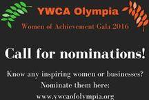 Women of Achievement / Since 1994 the YWCA has celebrated amazing South Sound Women!
