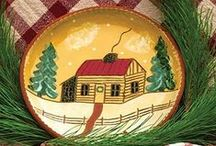 A Winter's Peace / Our 2014 Signature design, in pottery, textiles and tea! All Made In the USA / by Mooresville Mercantile LLC