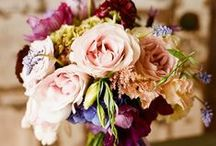 Bright Purple Spring Wedding / Inspired by our bright purples palette for a spring wedding / by Wedding Colors