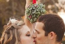 Bright Green Winter Wedding / Inspired by our bright greens palette for a winter wedding