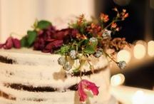 Bright Brown Winter Wedding / Inspired by our bright browns palette for a winter wedding