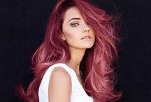 Hair style, colour