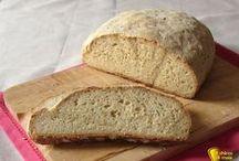 gluten free: bread, pizza & c / la grande famiglia dei panificati rigorosamente senza glutine