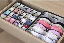 Organizer box & c. / Tutto ciò che serve per mettere ordine